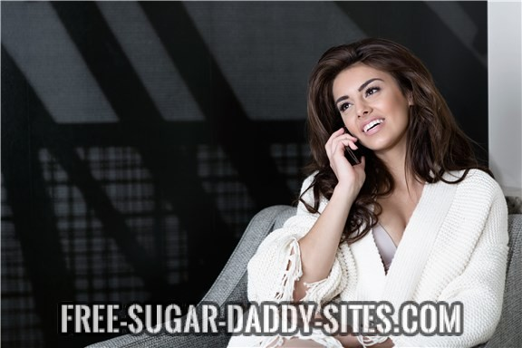 joining a sugar daddy site