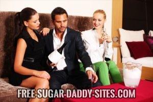 Pretty Ladies with a sugar daddy